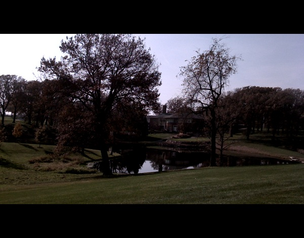 View of Clubhouse from #16