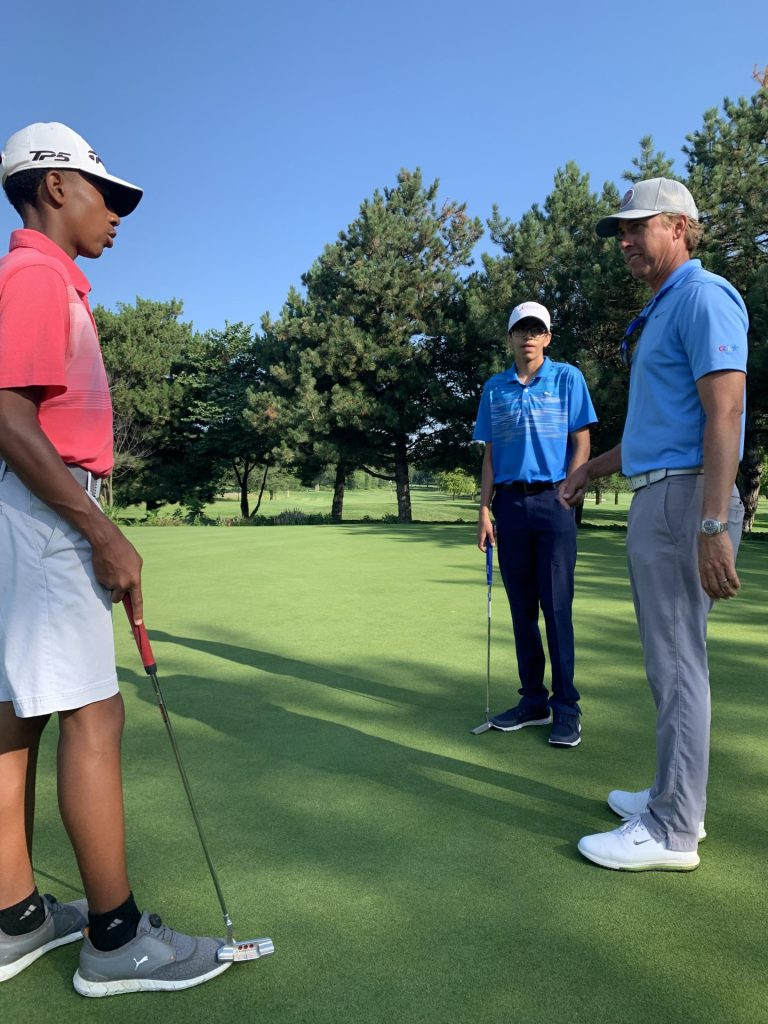 Private Golf Lessons Near Me - Novi, Michigan