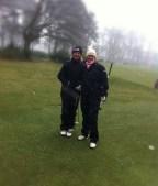 Wintery at Worplesdon