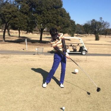 ゴルフの上手な人は知っている股関節の切り上げとは?