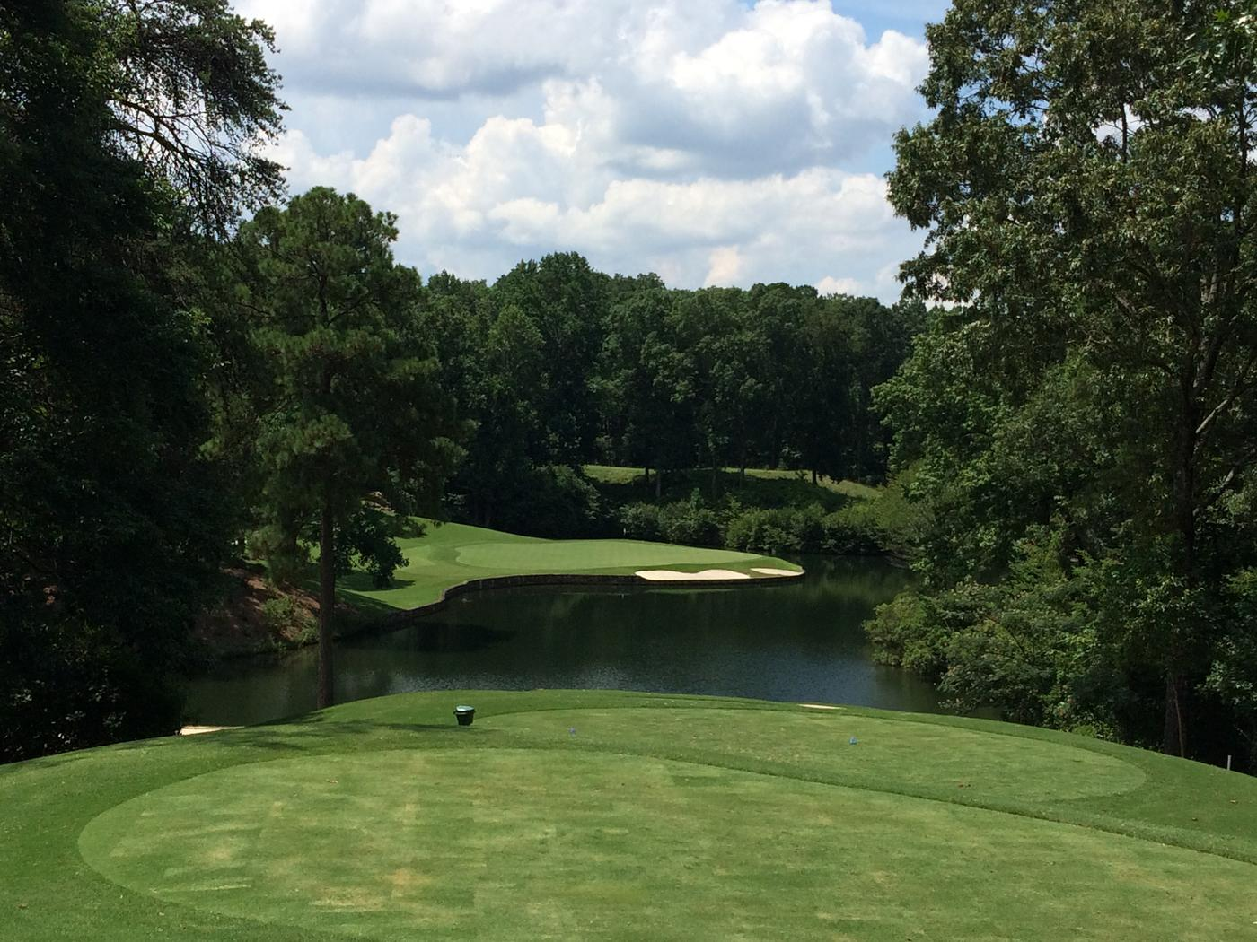 Northriver Yacht Club In Tuscaloosa Alabama USA Golf