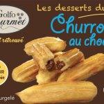 dessert produits surgelés