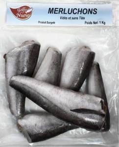 merluchons produits surgelés