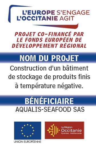 Le projet a été cofinancé par la fond Européen de développement régional.