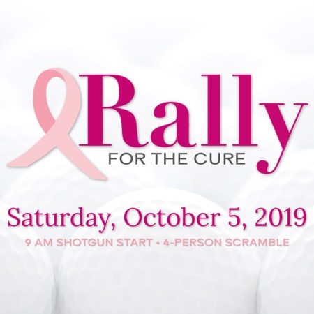 Rally Fore the Cure Pine Brook