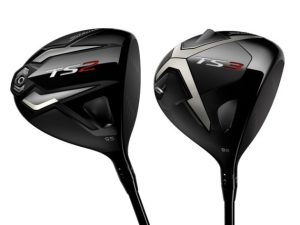 Titleist TS2 and TS3 Drivers