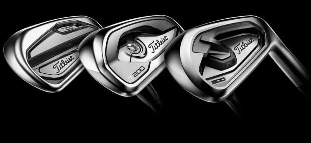 Titleist T Series Irons