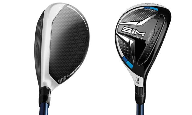 TaylorMade SIM Rescues