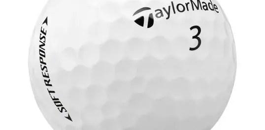 TaylorMade Soft Response Balls