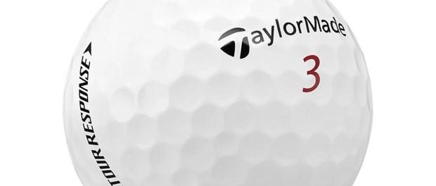 TaylorMade Tour Response Balls