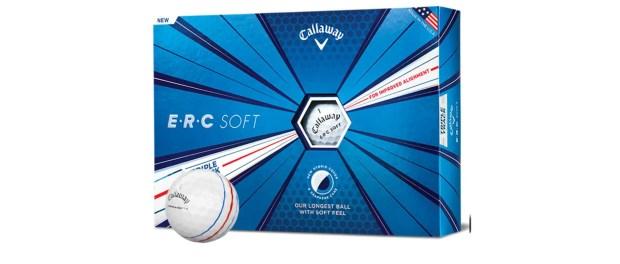 Callaway ERC Soft Ball