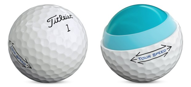 Titleist Tour Speed Balls