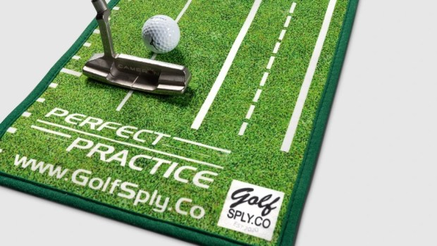 Perfect Practice Putting Mat
