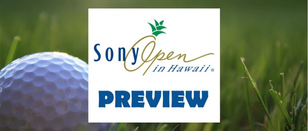 Sony Open Hawaii