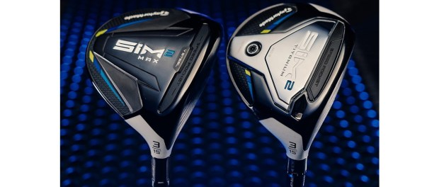 TaylorMade Sim 2 Woods