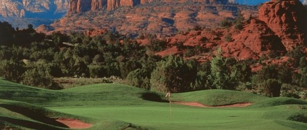Golf Resorts in Arizona