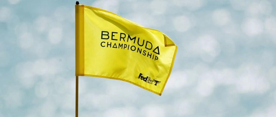Bermuda Championship Flag