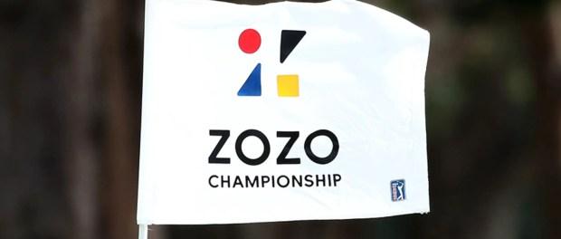 Zozo Championship Flag