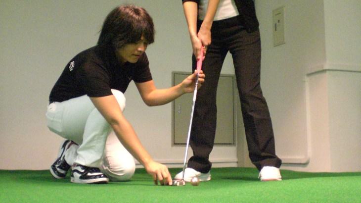 定評あるゴルフレッスン
