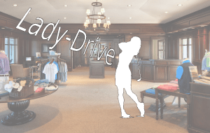 GOLFACCESSIRES LADY DRIVE