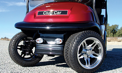 Golf Cart Accessories for the Ultimate Pimped Golf Cart