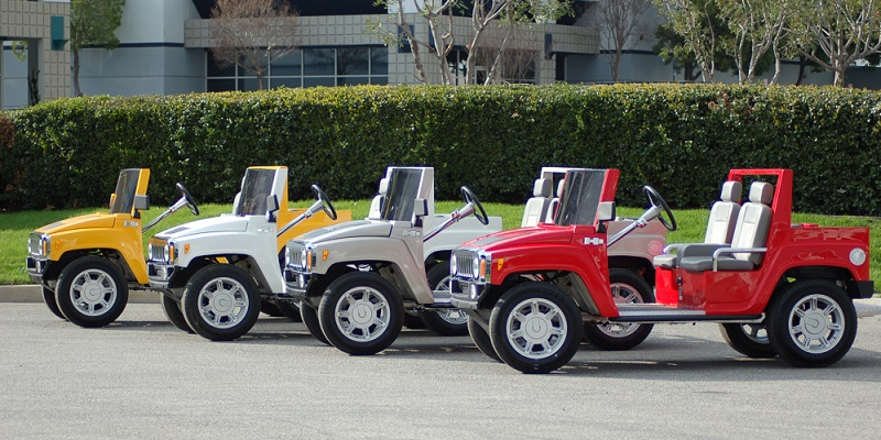 The Hummer Golf Cart Models that Will Turn Heads at Your Club