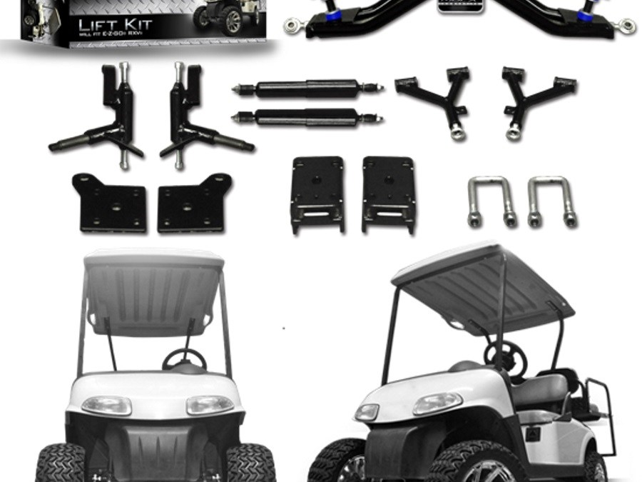Golf Cart Lift Kits: Which Brands Are the Best?