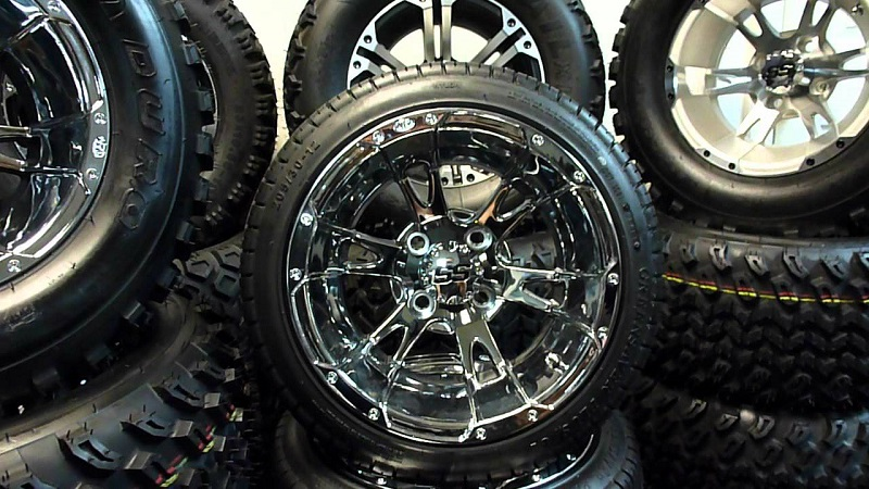 How to Change Your Golf Cart Wheels & Replace Them with New Tires
