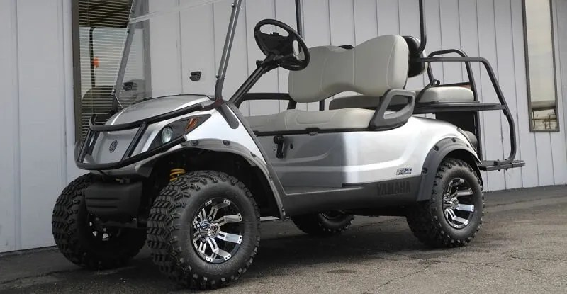 Yamaha golf cart lift kit combo reviews and how to install solutioingenieria Images
