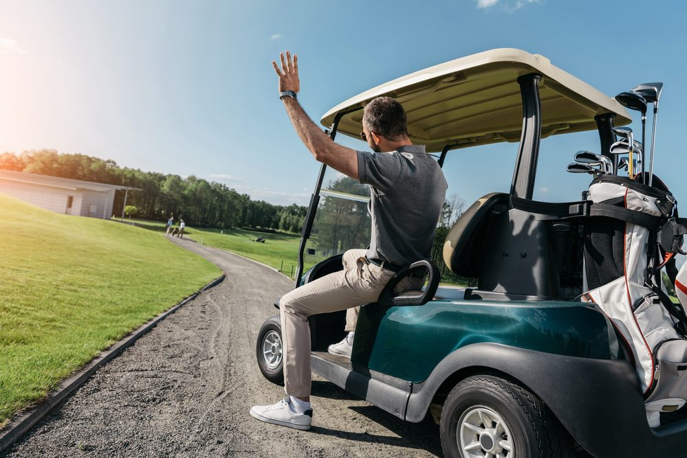Think Again Before Skipping Out on Golf Cart Insurance