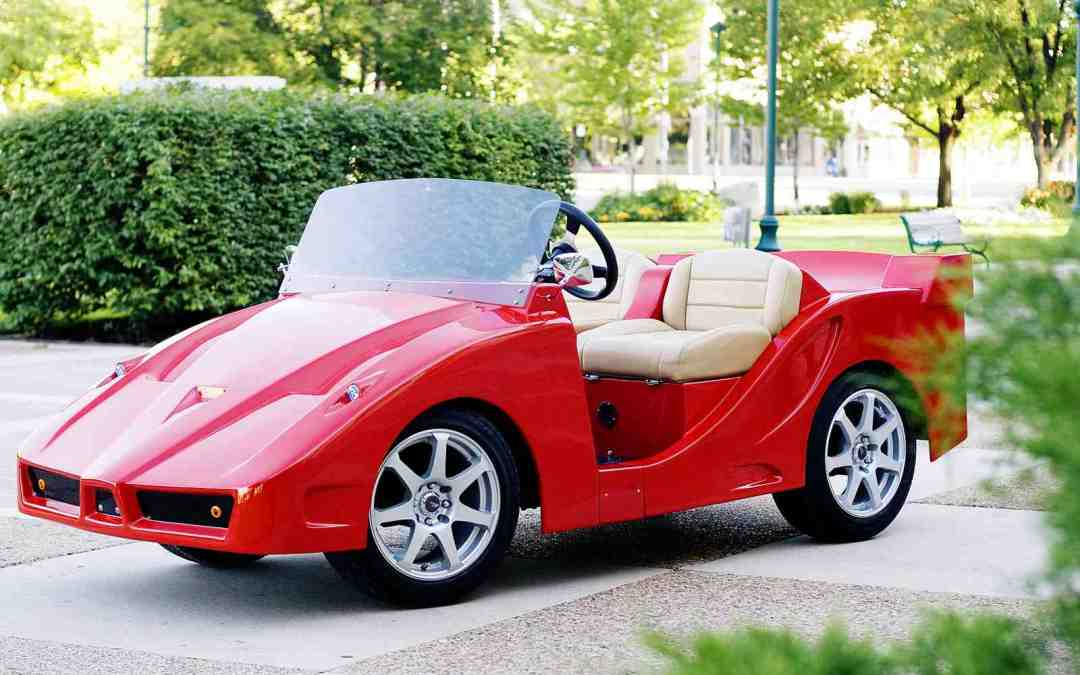 3 Different Ways to Get A Porsche Golf Cart (Until Porsche Makes Their Own)