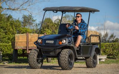 Everything You Need To Know About Hauler Pro EZ Go Golf Carts