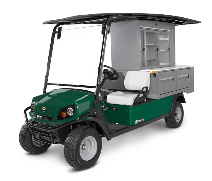 EZGo Refresher FS4 Golf Cart: Review And Comparison To Other Brands