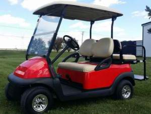 Club Car Precedent i3 Electric Golf Cart