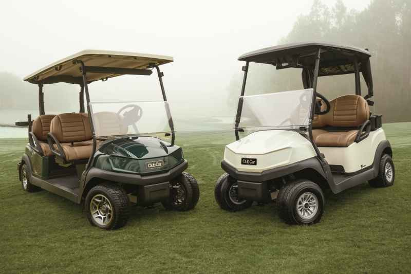Our Review Of The Hospitality Shuttle Series Of EZGO Golf Carts