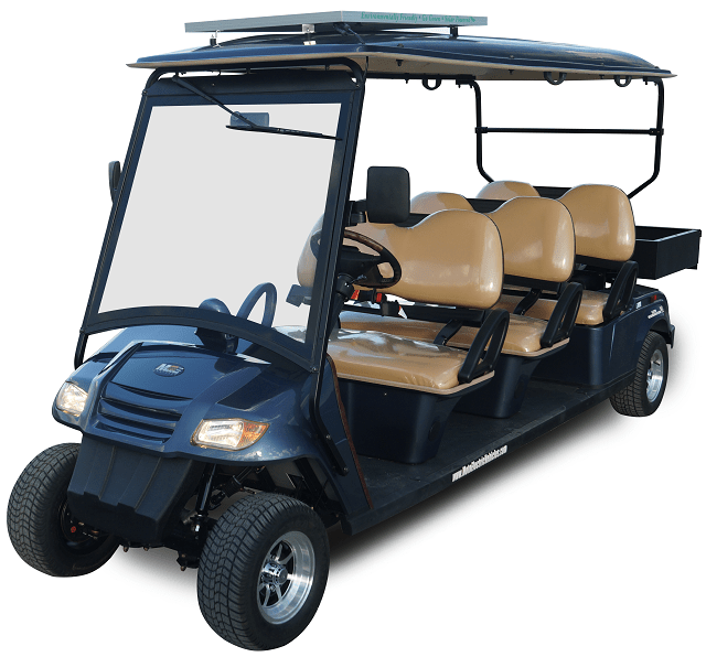 MotoEV Electro Neighborhood Buddy 6 Passenger Forward Facing Utility (5/5)