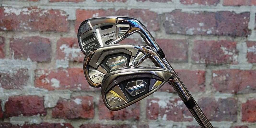 REVIEW Callaway Rogue irons and hybrids  The GOLFTEC
