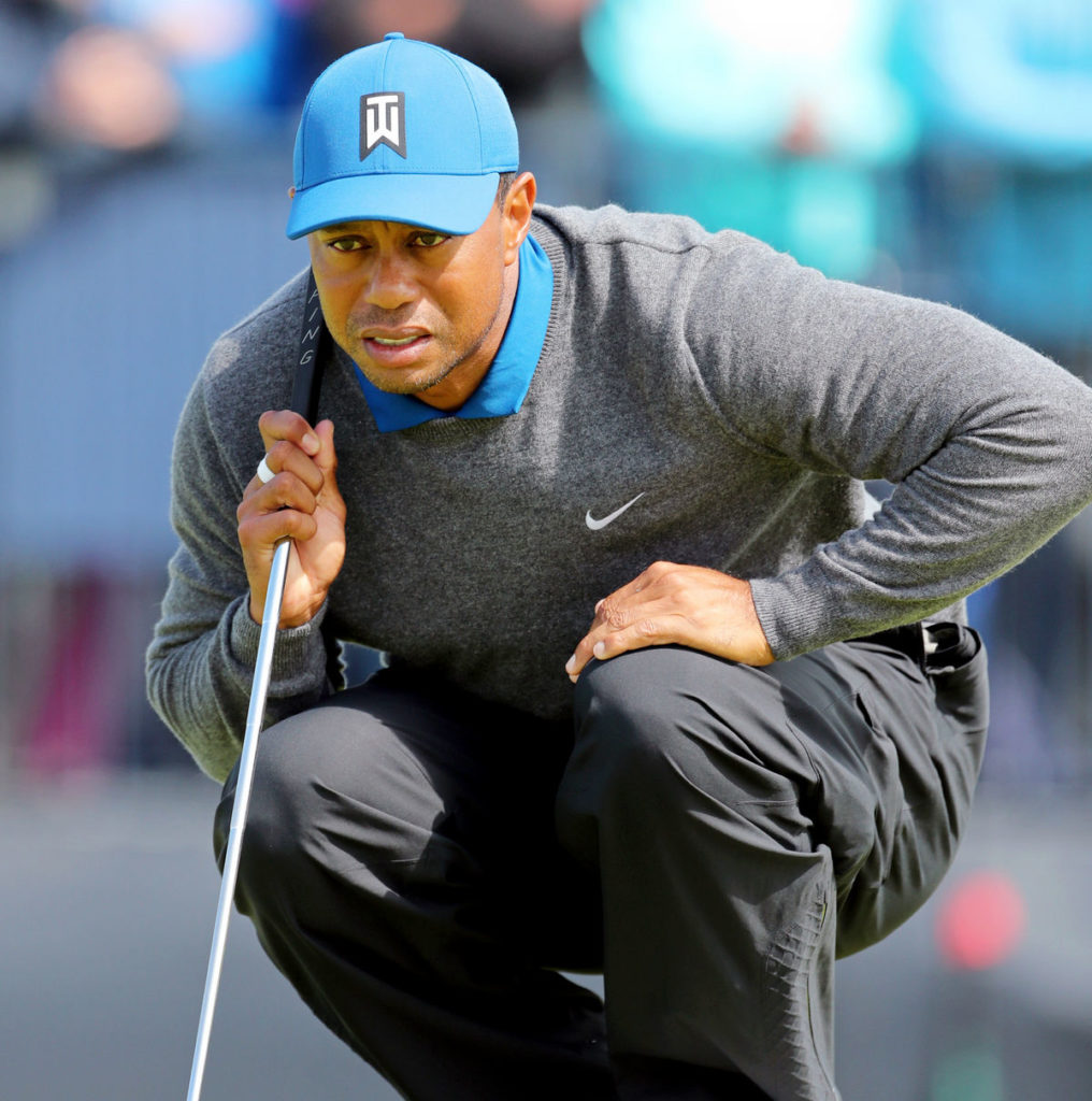 tiger woods us open 2019 3rd round score