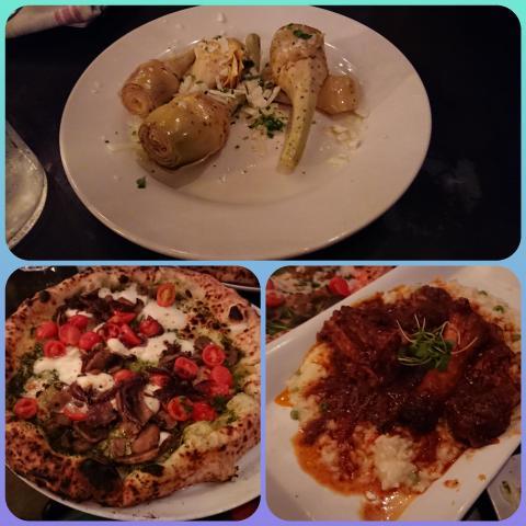 イタリアン 料理