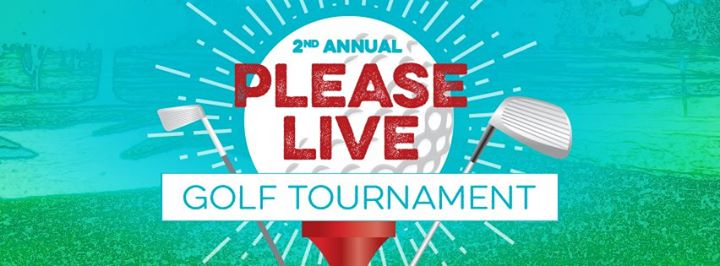 2nd Annual Golf Tournament Fundraiser!