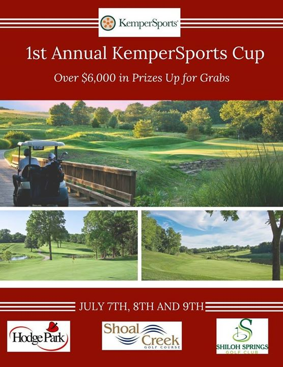 KemperSports Cup / Golf Tournament