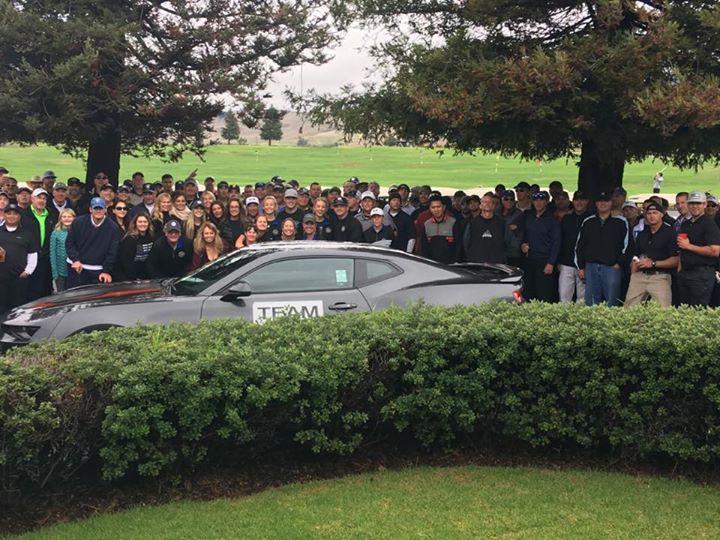 Sixth Annual Jim Capoot Memorial Golf Tournament