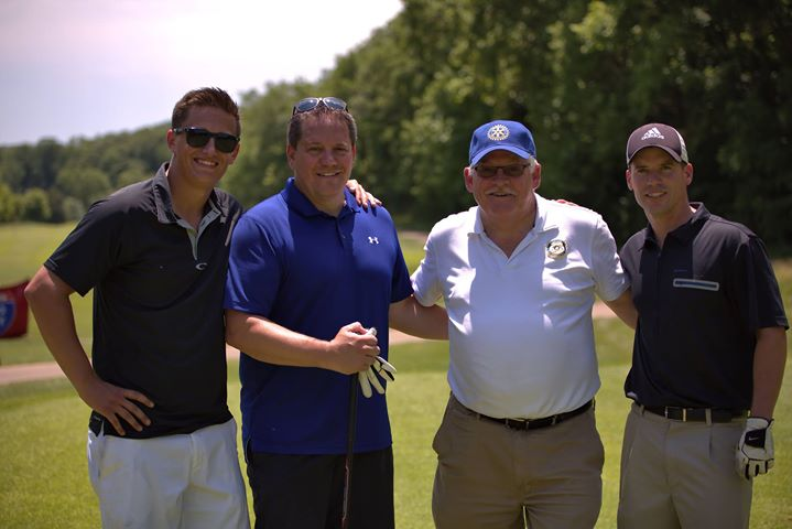 Wentzville Rotary Annual Charity Golf Tournament