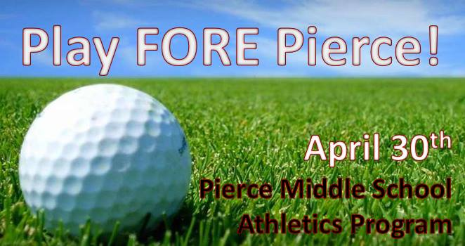 Play FORE Pierce Golf Tournament