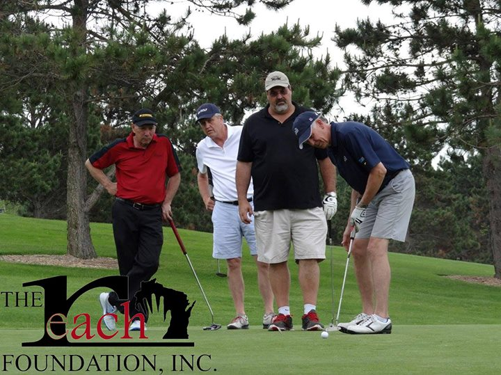 The 19th Annual Reach Foundation Golf Outing