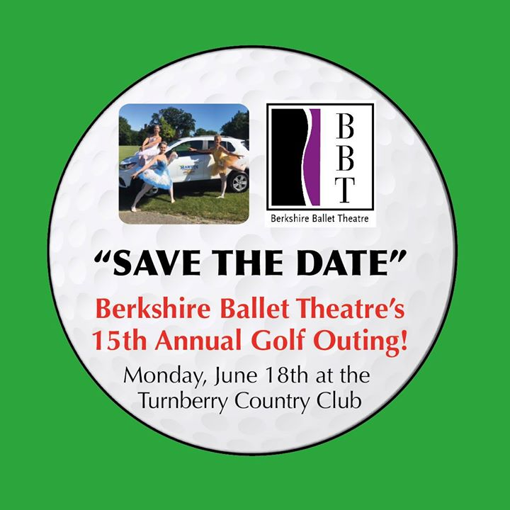 Berkshire Ballet Theatre's 15th Annual Golf Outing