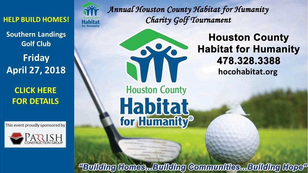 Habitat Annual Charity Golf Tournament