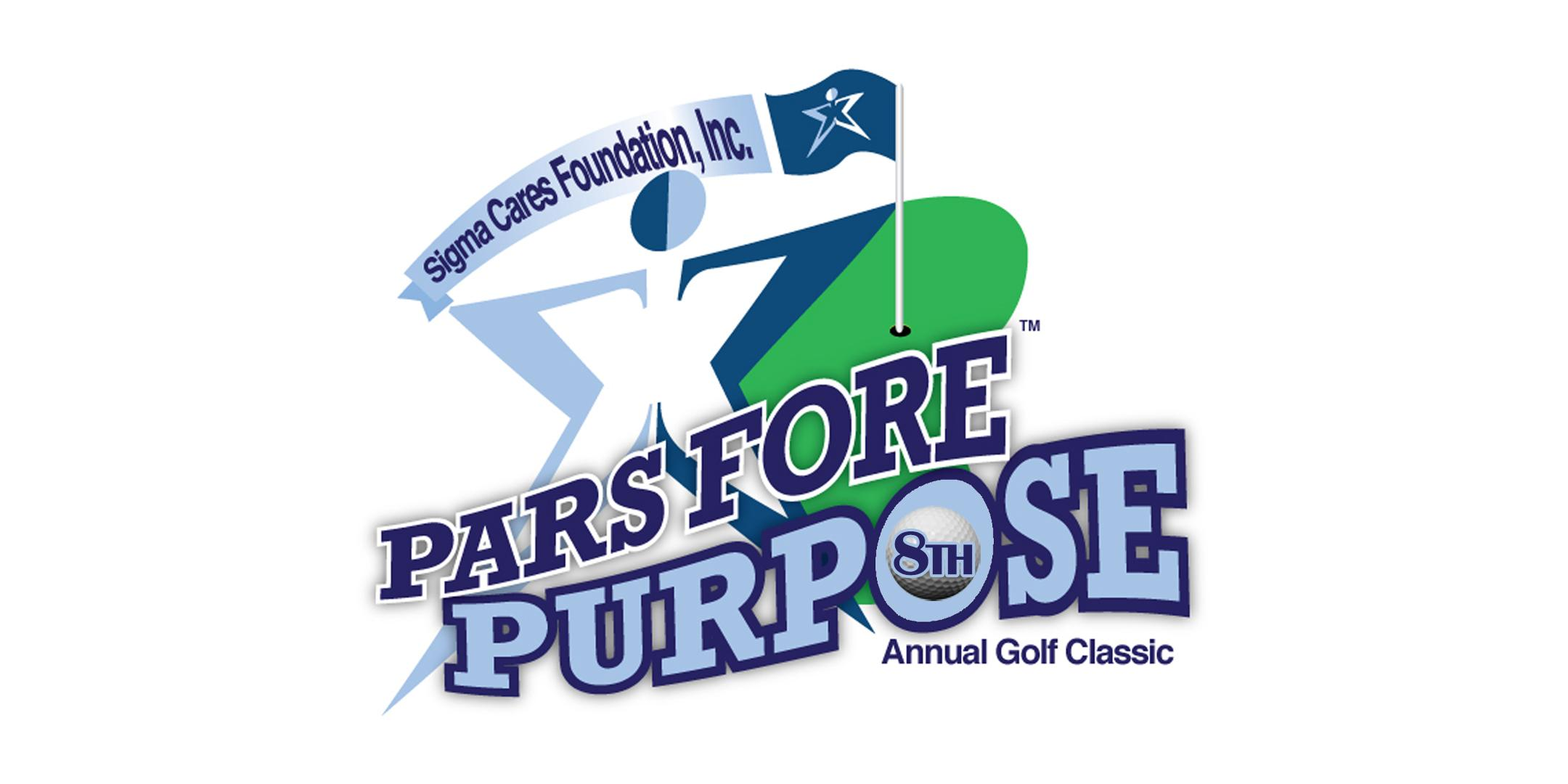 """8th Annual Sigma Cares Foundation """"Pars Fore Purpose"""" Golf Classic"""