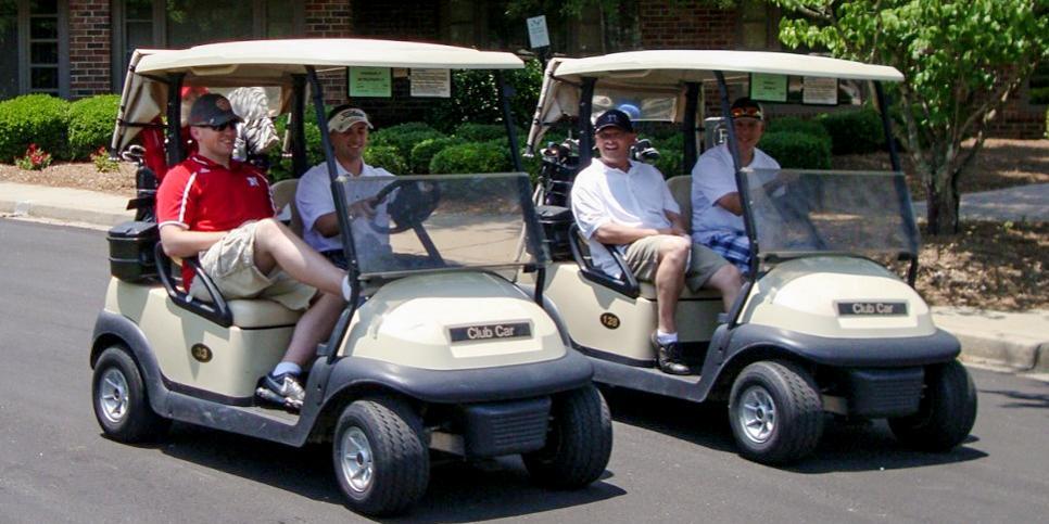 The 2018 AGCRA Carolina Chapter Maude Memorial Golf Tournament