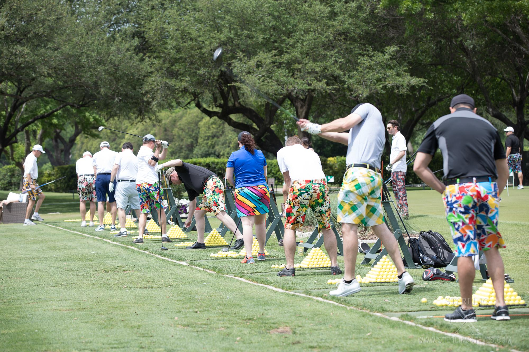 2018 Rotary Club of Fort Worth Crazy Pants Open Golf Tournament